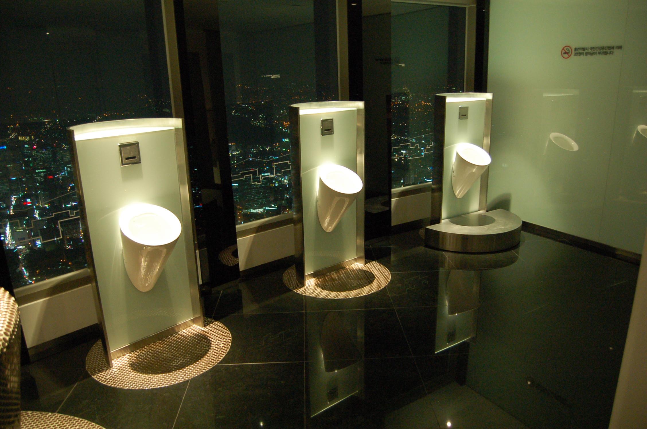 Фото из мужского туалета 16 фотография